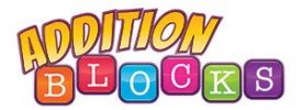 Addition Blocks Logo